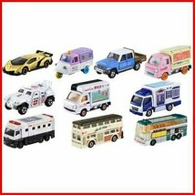 Tomica lottery 21 town of the car collection 10 pieces BOX - $141.70