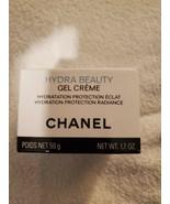 CHANEL HYDRA  BEAUTY  GEL CREME  Hydration Protection Radiance 1.7oz - A... - $78.21