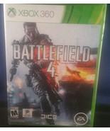 Battlefield 4 Microsoft Xbox 360, 2013 NIP Brand New Sealed - $12.86
