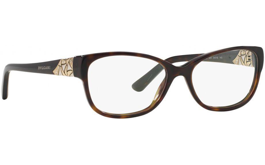 Bvlgari Eyeglasses 4104-B Dark Havana 504 and similar items