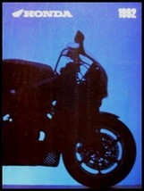 1992 Honda Motorcycle Full Line Color Brochure - $19.50