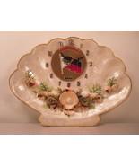 Decorative Phillippines faux-shell quartz wall clock - $15.39