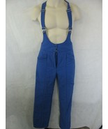 Bib Overall Ski Suit Snowboarding Ladies Blue size 7/8 Pedigree  - $29.69