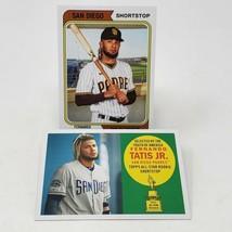 2020 Topps Archives Fernando Tatis Jr. Padres Lot of 2 - $3.91