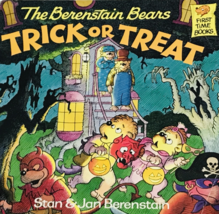 The Berenstain Bears Trick or Treat - First Time Books - 1989 - $7.79