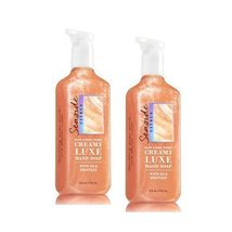 Lot of 2 Bath & Body Works Seaside Citrus Creamy Luxe Hand Soap 8 oz - $25.99