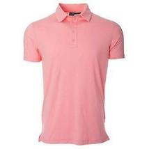 Chervo -Italian Brand- Men Golf Polo Shirt  pink italian Sz48. new with tags image 2