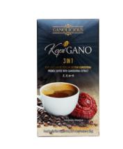 10 X Gano Excel 3 in 1 Coffee Ganoderma Reishi Lingzhi Instant Gourmet C... - $148.00
