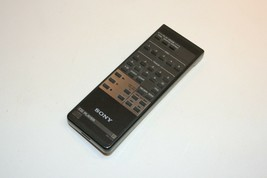 Genuine Oem Sony RM-D75 Cd Changer Remote Control CDPC70, CDPC7ESD Tested - $14.84