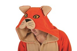 RG Costumes Men's Tai The Tabby Cat, Orange/Tan One Size - $31.10