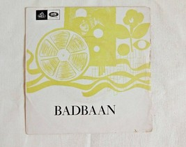 "1954's OLD  45 RPM ""BAADBAAN MOVIE SONGS""-  ANGEL RECORDING, GRAMOPHONE ... - $36.29"