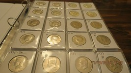 1971 to 2019 P/D Uncirculated Kennedy Half Dollar Collection!! - $123.75