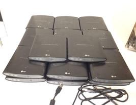 LOT 20 LG GP08 Lite 8x DVD±RW DL USB Slim External Drive Burner Writer C... - $148.50
