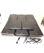 LOT 20 LG GP08 Lite 8x DVD±RW DL USB Slim External Drive Burner Writer C... - $122.10