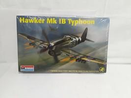 Monogram Hawker Mk IB Typhoon 1/48 Scale Model Kit - $13.09
