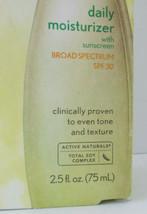 Aveeno Positively Radiant 5 Factors Of Radiance Moisturizer SPF 30 2.5oz image 2