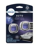Febreze Car Air Freshener Vent Clip, Gain Midnight Storm, Pack of 2 - $10.95
