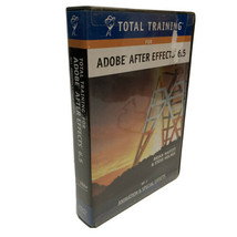 Total Training For Adobe After Effects 6.5 Set 2 Animation Special Effects - $19.47