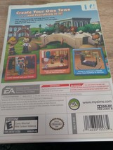Nintendo Wii MySims image 2