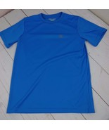 Champion Boy Blue Short Sleeve Athletic Shirt Size L - A1747 - $9.23