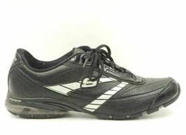Skechers S Sport Women Athletic Training Sneakers Size US 9 Black Gray - $17.50