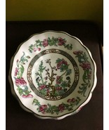 VINTAGE Coalport CHINA Indian SUMMER Pattern UNCOVERED Round FOOTED Dish - $60.58