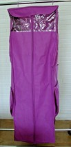 Hanging Closet Organizer Garment Bag Never Used - £8.05 GBP