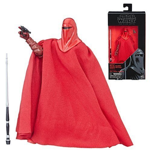 Star Wars: Episode VI The Black Series Imperial Royal Guard 6-inch Action Figure