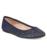 Style&co. Women's Angelynn Flats. Ink Navy. Size US 6 M - $24.74