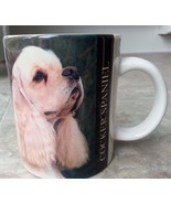 Golden Cocker Spaniel Mug Microwave Dishwasher Safe 10 oz ounces - $17.81