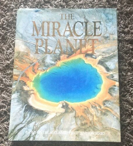 Primary image for The Miracle Planet (1990, Hardcover)