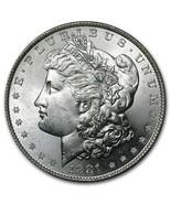1881 S Morgan Silver Dollar Brilliant About Uncirculated  - $63.75