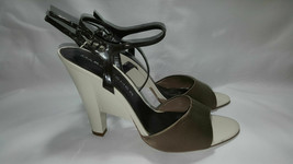 Marc Fisher Secila Open Toe Sandal Pump 10M - $19.79