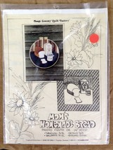 Osage County Quilt Factory Mom's Homemade Bread Needlepoint Pattern - $11.68