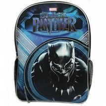 "NEW Marvel Black Panther King of Wakanda 16"" BACKPACK (blue/black) - $22.54"