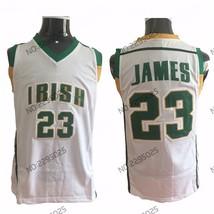 mens Lebron James #23. Los Angeles Lakers Black Jersey S-2XL Hot trending  - $34.11