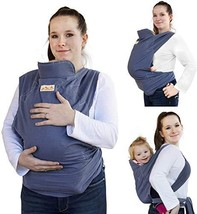 Viedouce Baby Carrier Wrap Front Back Carry Toddler Child Carrier up to 33 lbs,