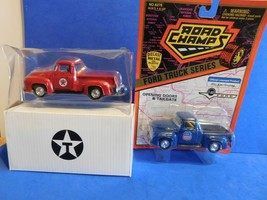 ROAD CHAMPS FORD F 100 PICK UP LOT TEXACO and UNION PACIFIC - $24.95