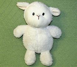 "12"" Animal Adventure Lamb Plush Stuffed Animal Cream Baby Soft Shaggy 2019 Sheep - $23.76"