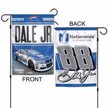 Nascar Dale Earnhardt Jr #88 Nationwide Hendrick 12 x 18 2-Sided Garden Flag - $14.95