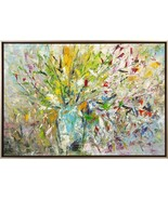JOHN-RICHARD Painting Abstract Jinlu's Jinlu Heavily - $2,979.00