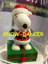 Hallmark 2015 Snoopy Peanuts Happy Tappers 50 Years Charlie Brown Christmas - $199.99