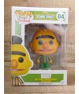 Pop Figure Sesame Street BERT #04 NEW Funko - $9.89