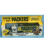 Matchbox 1996 Green Bay Packers NFL Super Bowl XXXI 31 Champions Truck N... - $24.44