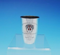 Norwegian .830 Silver Cup GW with Applied Harp and Trophy Inscription (#... - $80.10