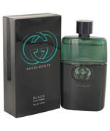 Guilty Black by Gucci Eau De Toilette  3 oz, Men - $83.76