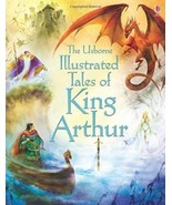 Illustrated Tales Of King Arthur Hardcover – Jul 14 2014  - $29.56