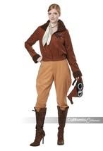 California Kostüme Amelia Earhart Aviator Adult Damen Halloween Kostüm 0... - $39.90