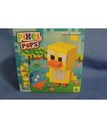 Toys NIB Orb Factory Pixel Pops Yellow Duck - $5.95