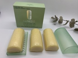 3 Little Soap - Mild by Clinique for Unisex - 3 x 50 g Soap New in Box - $22.18
